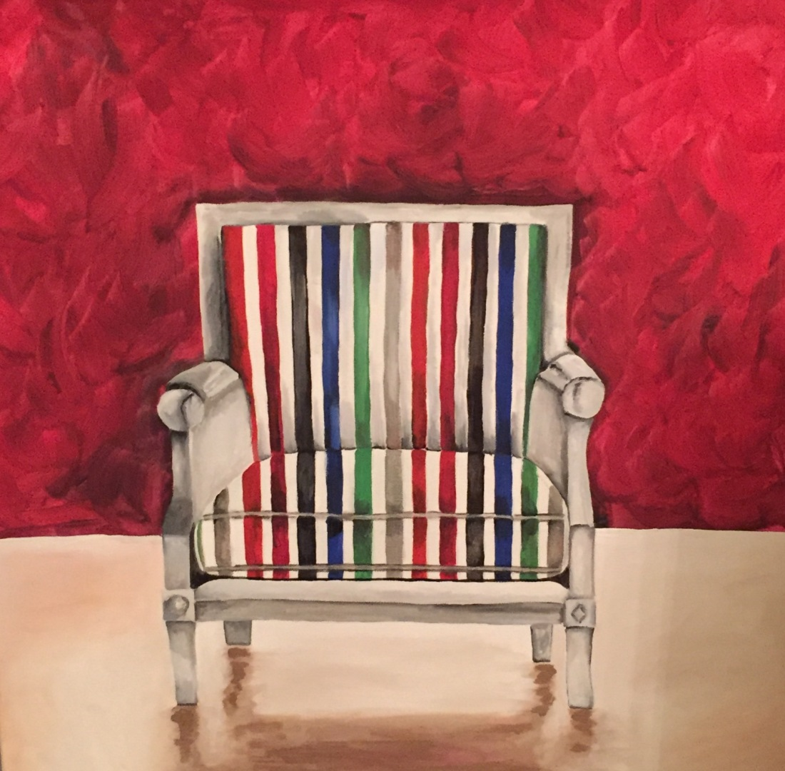 square-striped-chair